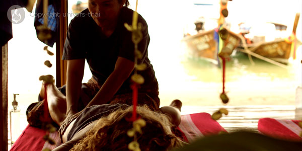 Massage koh Phiphi